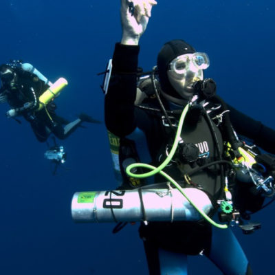 Cape Town Dive Centre | PADI Enriched Air Course, Nitrox